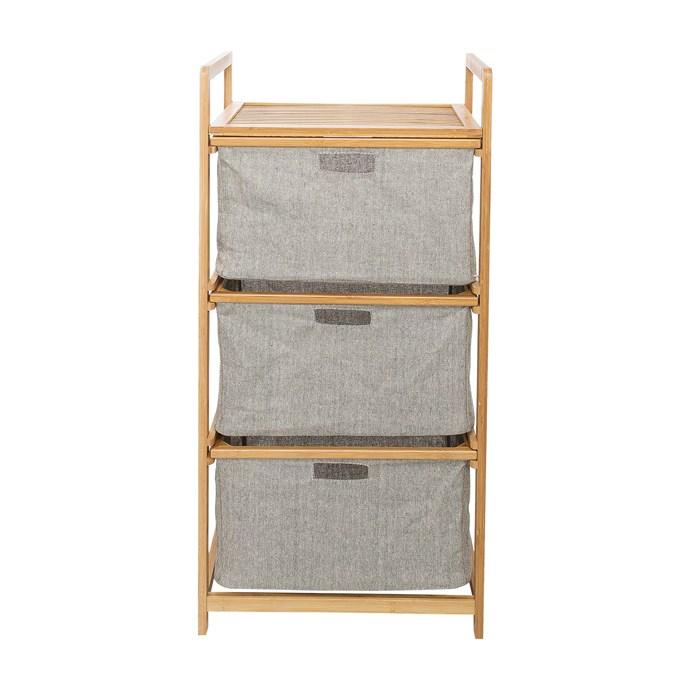 "Nipono 3-drawer storage unit, $99, [Freedom](https://www.freedom.com.au/storage/organisation/all-organisation/23844063/nipono-3-drawer-storage-unit?reflist=storage/organisation|target=""_blank""|rel=""nofollow"")."