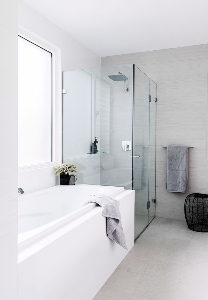 Keeping a bathroom sparkling clean can be achieved without resorting to harsh chemicals. *Photo: Maree Homer / bauersyndication.com.au*