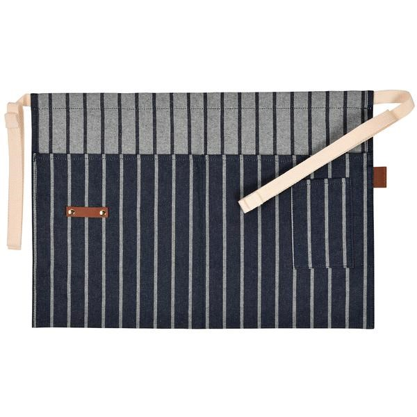 """Sophie Conran gardener's **apron** in blue ticking, $50, from [The Potted Garden](https://thepottedgarden.com.au/collections/gardening-aprons/products/gardeners-apron-blue-ticking