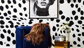 Go wild! Tips for decorating with animal print