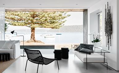 A beachside home in Sydney inspired by its location