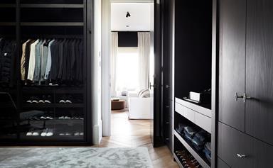 10 luxury walk-in wardrobe design ideas