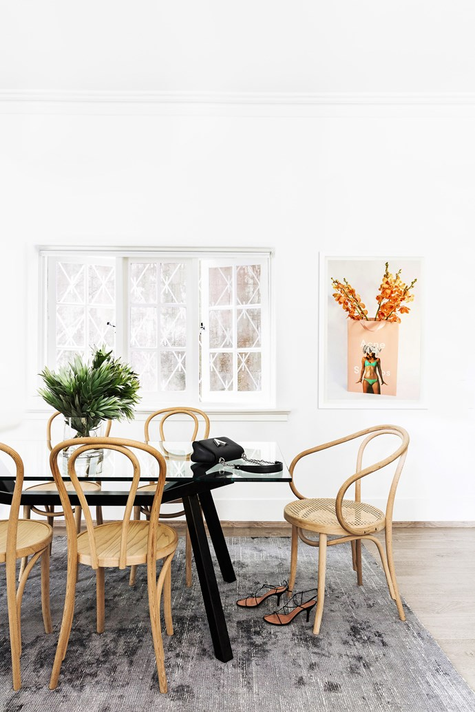 A vase of fresh flowers or greenery will instantly breathe life into a space. *Photo:* Maree Homer / *bauersyndication.com.au*