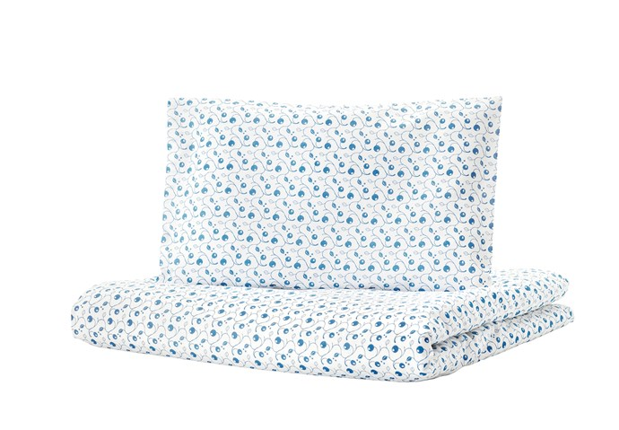GULSPARV Quilt cover/pillowcase for cot, $14.99/set.