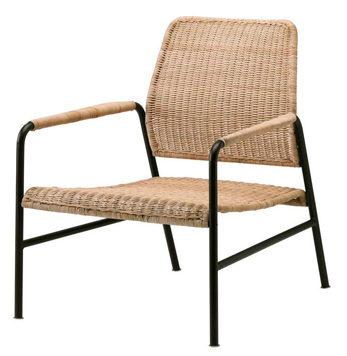 ULRIKSBERG armchair, $149.