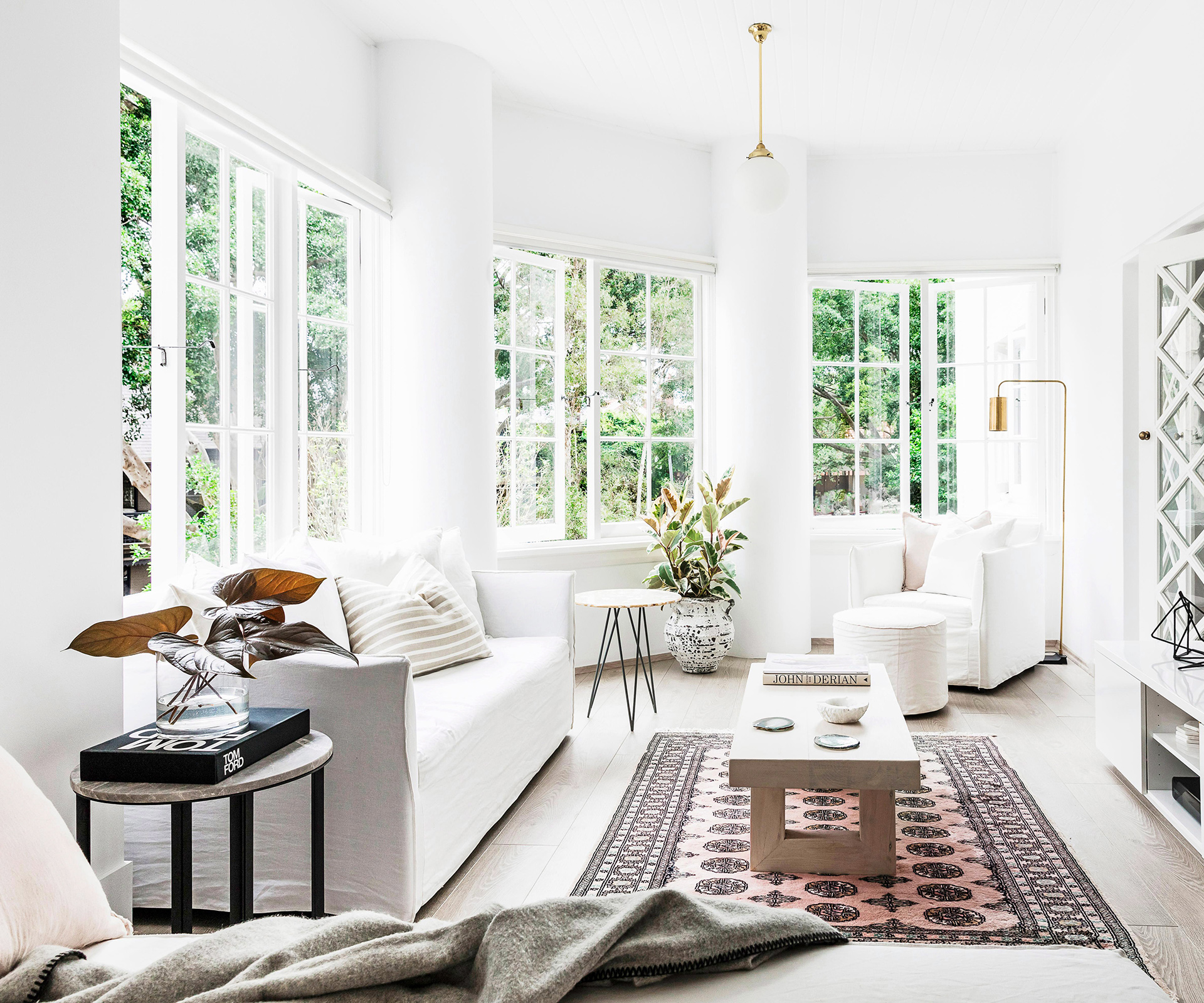 5 finishing touches that make a house feel like home