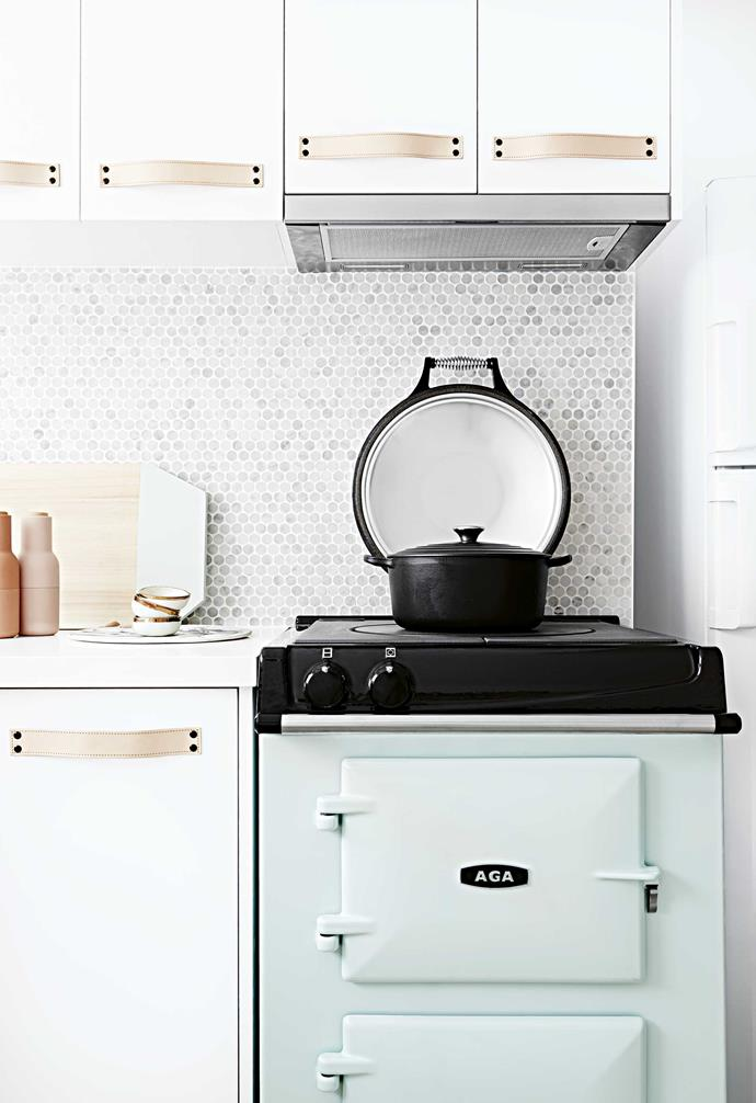 """The [colourful cooktop appliance](https://www.homestolove.com.au/colourful-kitchen-appliances-19988