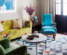 A Federation home revived with colour