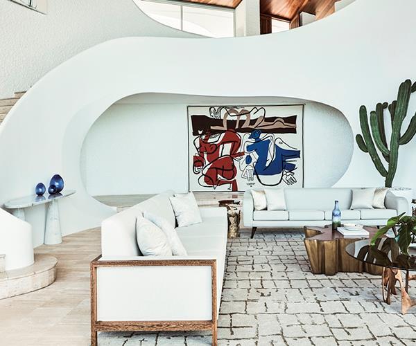 Cove House by Brendan Wong Design