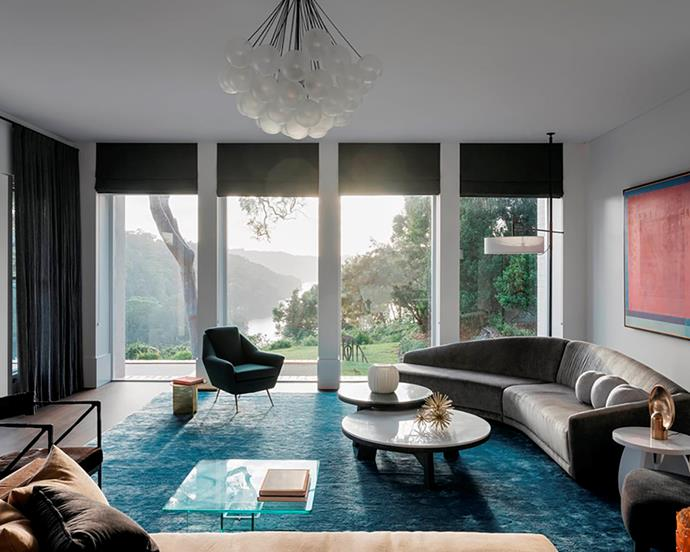 Sydney Contemporary Perch by Dylan Farrell Design