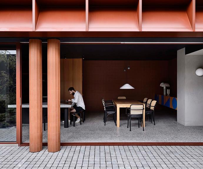 Oak House by Kennedy Nolan