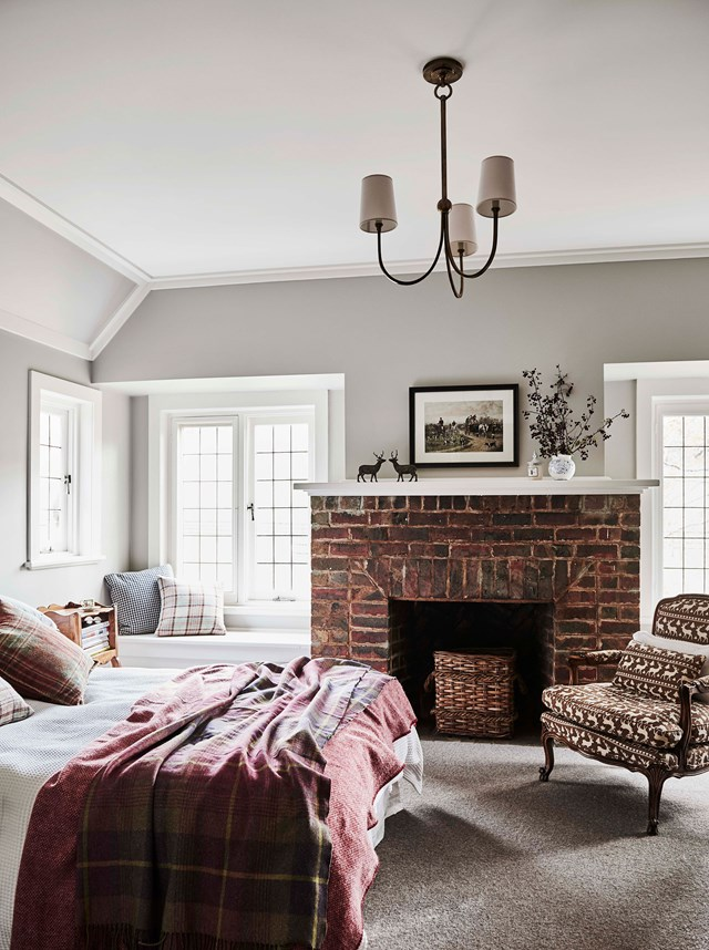 """A [Tudor-style mansion](https://www.homestolove.com.au/tudor-style-homestead-australia-20109
