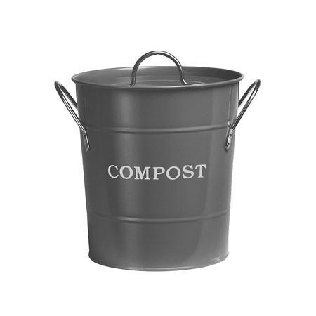 """Enamel **compost bucket** in charcoal, $50, from [Scout House](https://www.scouthouse.com.au/collections/homewares/products/compost-bucket