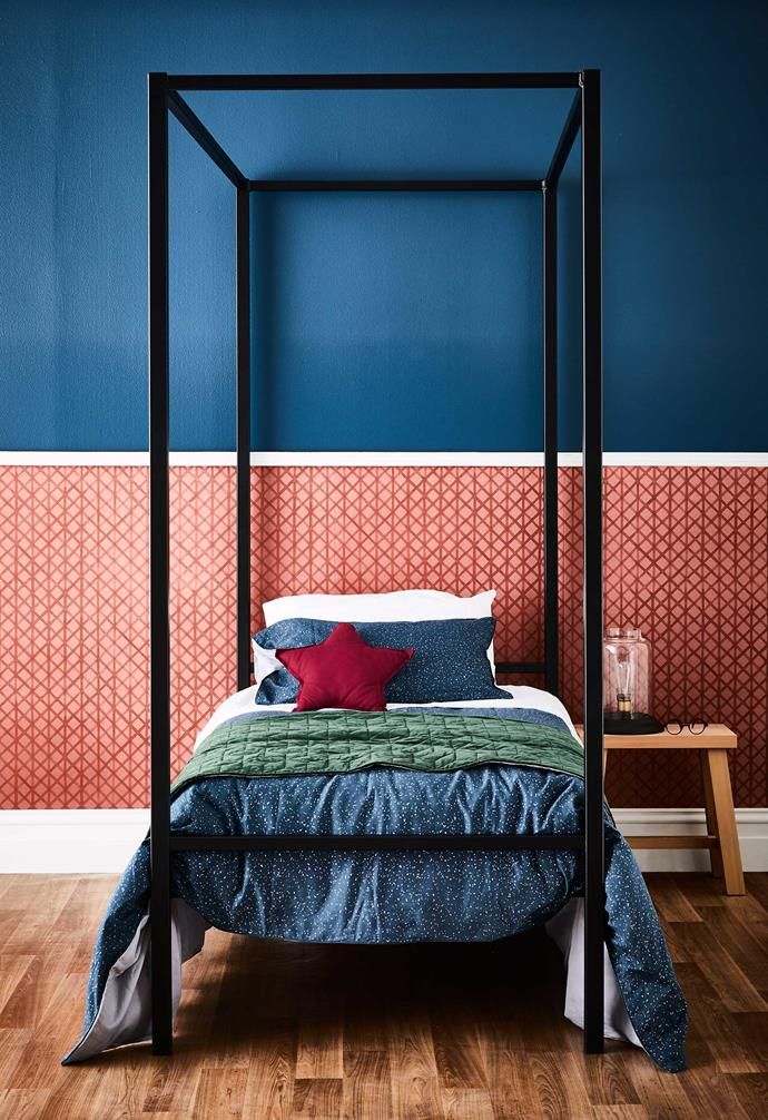 "**Canopy bed** A canopy bed can be dressed up or down, according to your little wizard's wishes. Hypersonic Industries 'Willow' four-poster bed, $849 for single, [Out of the Cot](https://www.ootc.com.au/|target=""_blank""