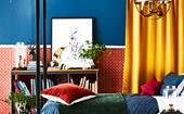 Create a Harry Potter-inspired kids bedroom with these decor ideas