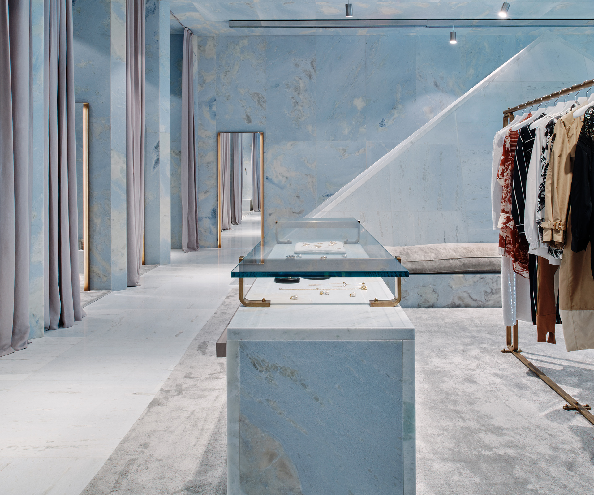 Inside Celine's luxurious new flagship store in Miami