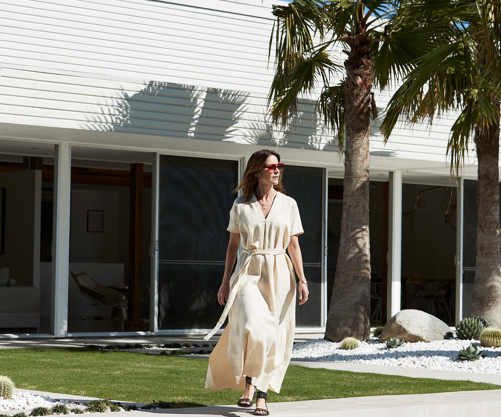 Inside the stylish home of Oracle Fox's Amanda Shadforth