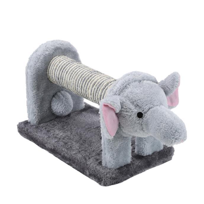 "Elephant [cat scratcher](https://www.kmart.com.au/product/cat-scratcher-elephant/2492848 target=""_blank"" rel=""nofollow""), $12."