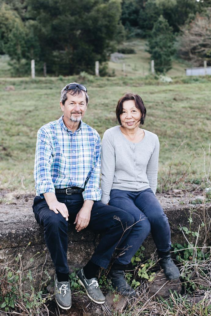 Wyn and Malcolm Lower fell in love with the Sunshine Coast after travelling to Australia regularly for work.
