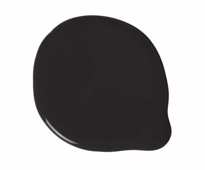 "Matte Finish interior paint in Graphite, $55.50 for a quart, [Jolie Home](https://joliehome.com/|target=""_blank""