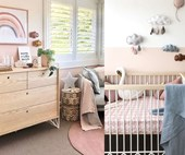 Carrie Bickmore's baby girl's new nursery is Scandi heaven