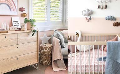 Carrie Bickmore's baby girl's new nursery is Scandi heaven