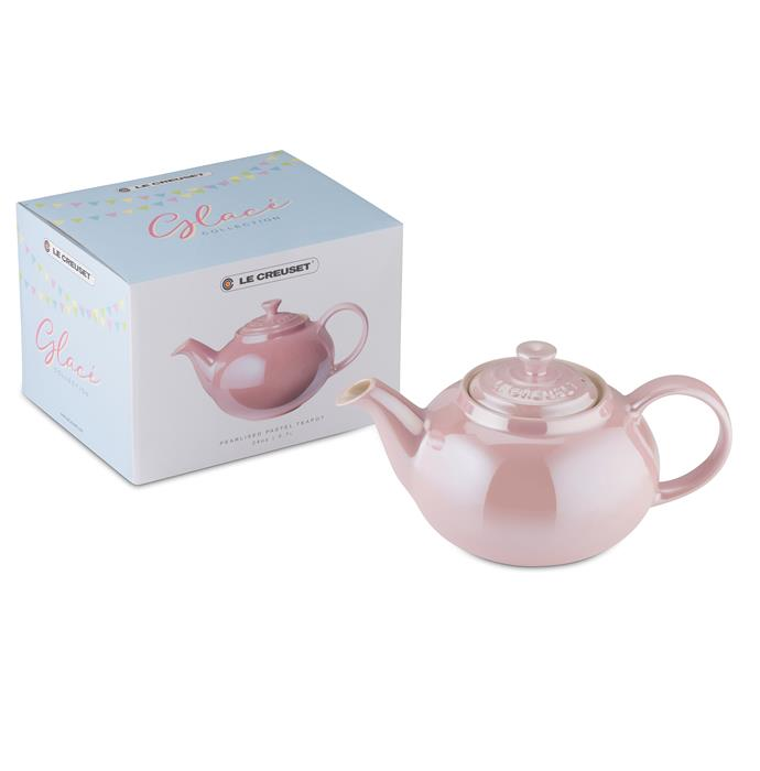 "For the mum who takes her tea seriously. Gift her this gorgeous **Stoneware Glace Collection Petite Teapot** from [Le Creuset](https://www.lecreuset.com.au/stoneware-glace-collection-petite-teapot|target=""_blank""
