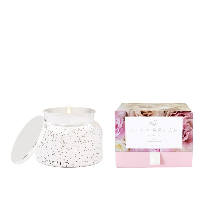 "We don't know what we love more the beautiful packaging or amazing scent of this limited edition Neroli scented Soy Candle, $39.95, from [Palm Beach Co.](https://palmbeachcollection.com.au/product/limited-edition-neroli/|target=""_blank""