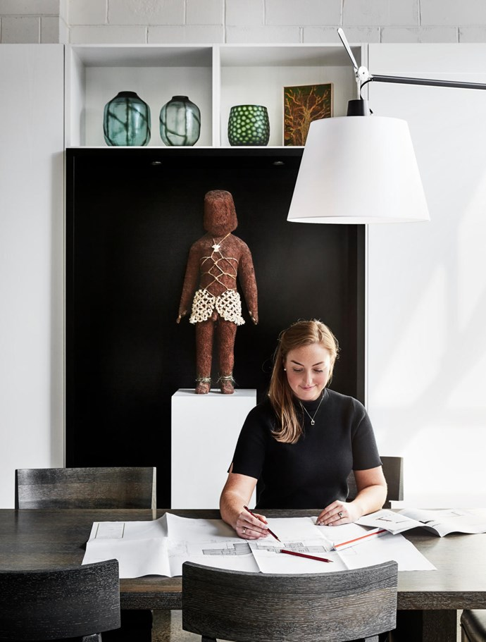 Sculpture by Linde Ivimey.