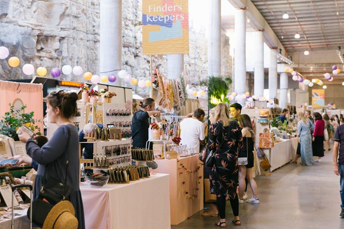 """Each market is meticulously curated; you'll always find something different. We feature new talent including debut stalls at every event."""