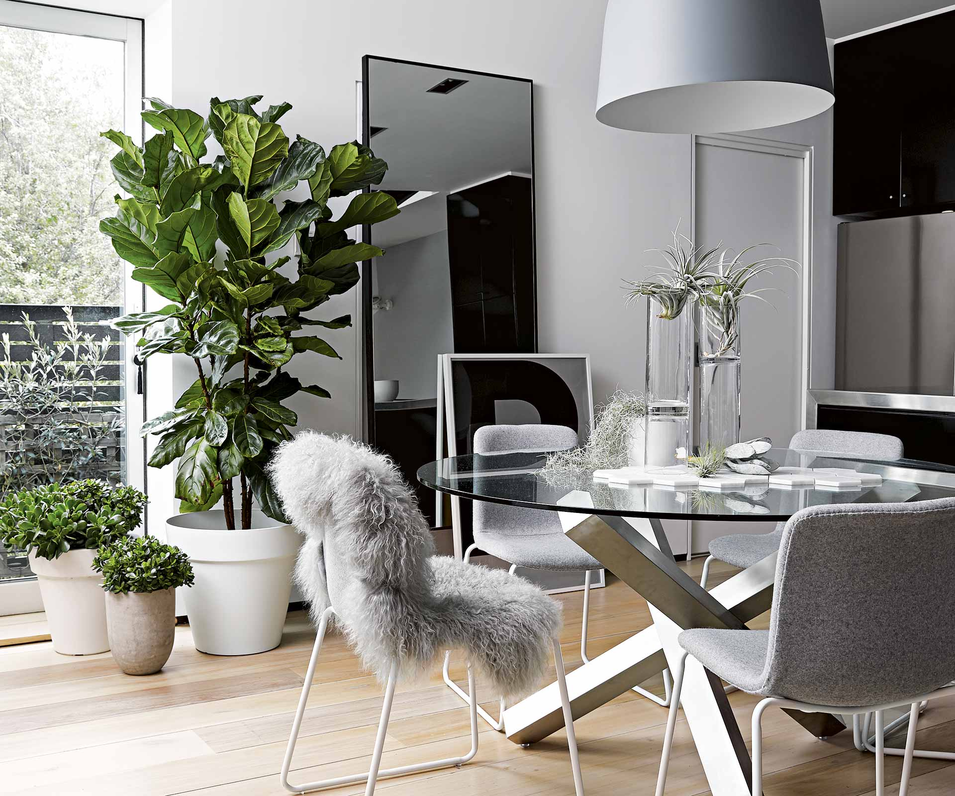 An industrial warehouse apartment with a Scandi-style twist | Inside Out