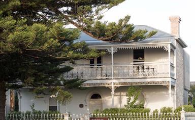 Tour Port Fairy's luxurious boutique hotel, Drift House