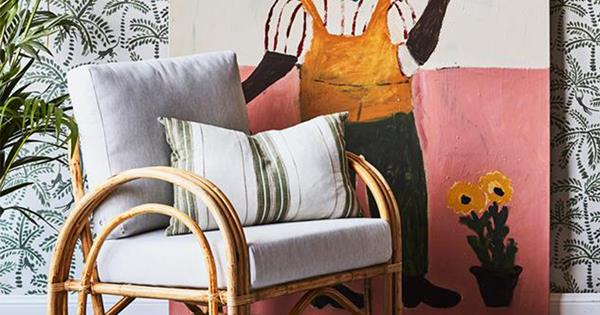 15 Best Rattan And Cane Chairs For All Budgets Real Living