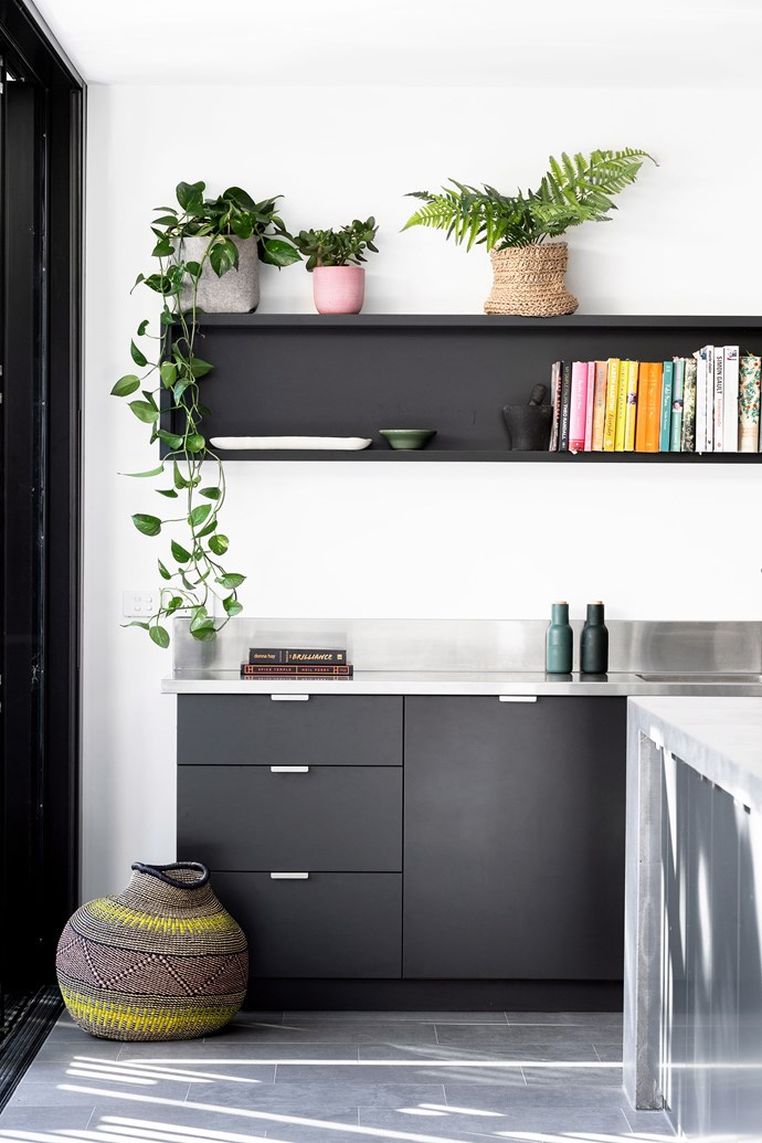 Making small changes in the kitchen can help bring the space alive. Indoor plants are a quick, affordable and effective addition to any kitchen. If your budget allows, consider refinishing cupboards and splashbacks. *Photo: Martina Gemmola / bauersyndication.com.au*