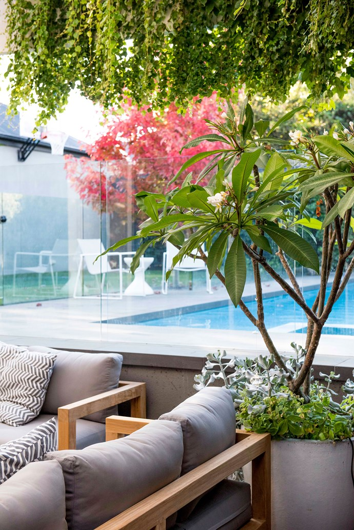 Making sure the exterior areas of the home are styled beautifully as well will make a lasting impression on potential buyers. *Photo: Anna Robinson / bauersyndication.com.au*