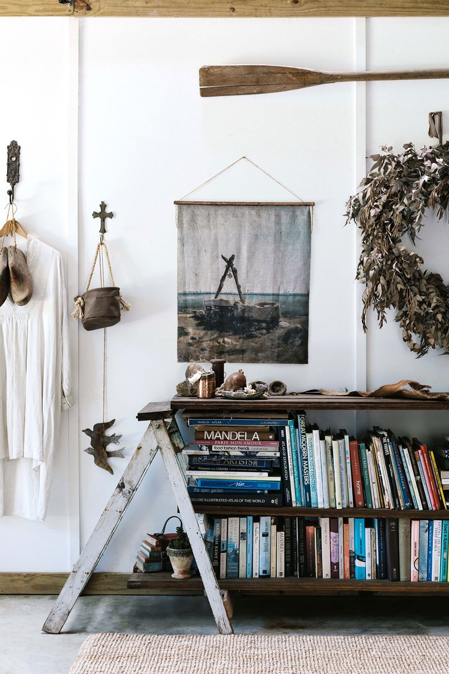 """When you look around at what materials you already have, sometimes you can create a space so unique that it can never be replicated. [Upcycling furniture](https://www.homestolove.com.au/upcycled-furniture-ideas-6629