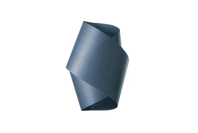 "LZF 'Orbit A' wood veneer suspension light in Blue, $495, at [Hunter Valley Design](https://www.huntervalleydesign.com.au/products/lzf-orbit-a|target=""_blank""|rel=""nofollow"")"