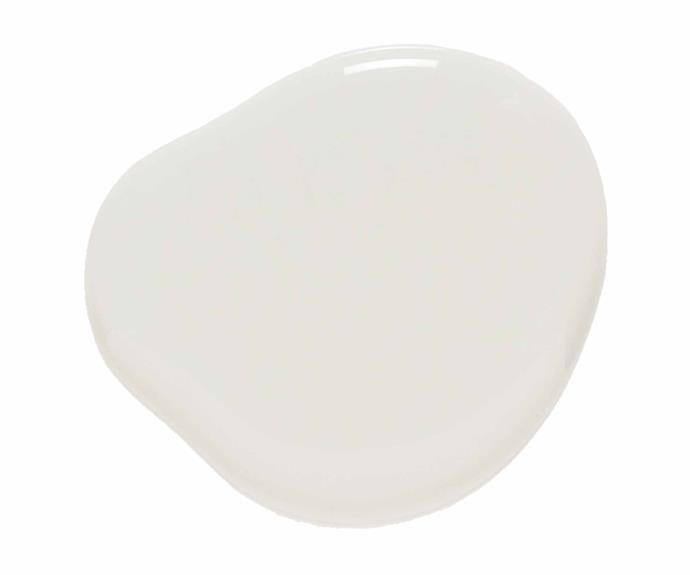 "Eggshell Acrylic interior paint in Rubble, $105.97 for 4L, [Porter's Paints](https://www.porterspaints.com/|target=""_blank""