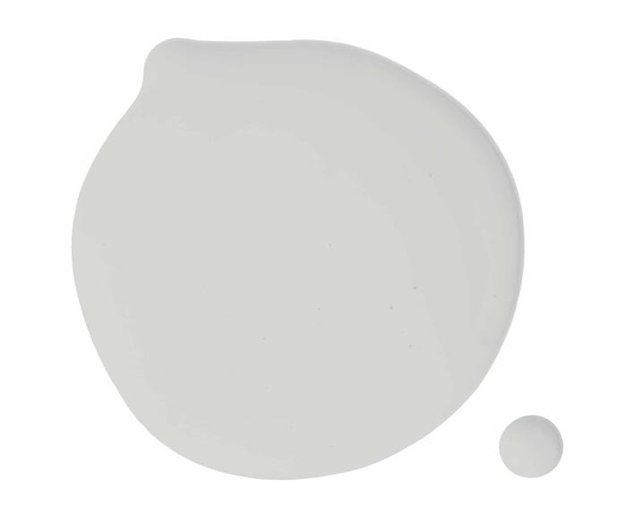 "Chroma Acrylic Flat interior paint in Cumulus50, $119 for 4L, [Axolotl Paint](https://www.axolotl.com.au/|target=""_blank""
