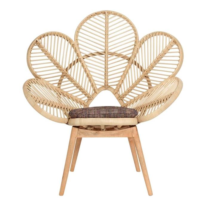 "Love Chair in Natural, $495, [Family Love Tree](https://www.thefamilylovetree.com.au/love-chair-natural|target=""_blank""