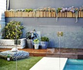 How to grow a green wall indoors and out