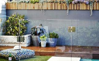 green wall ideas