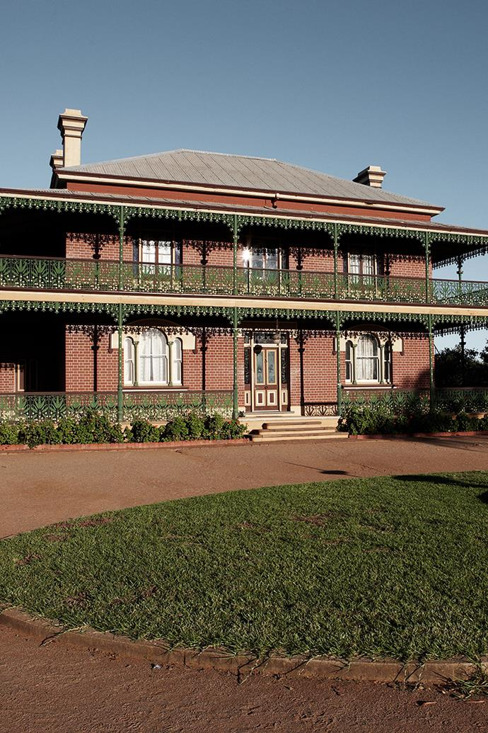 The Monte Cristo Homestead in Junee has been dubbed Australia's most haunted house. *Photo: David Hahn / bauersyndication.com.au*