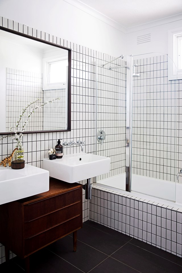 """**2015 – MATTE LAND** <br><br> We saw a lean towards all things with a matte finish, especially in bathroom and kitchen hardware, and in particular matte black. The [subway tile](https://www.homestolove.com.au/subway-tile-pattern-ideas-20203