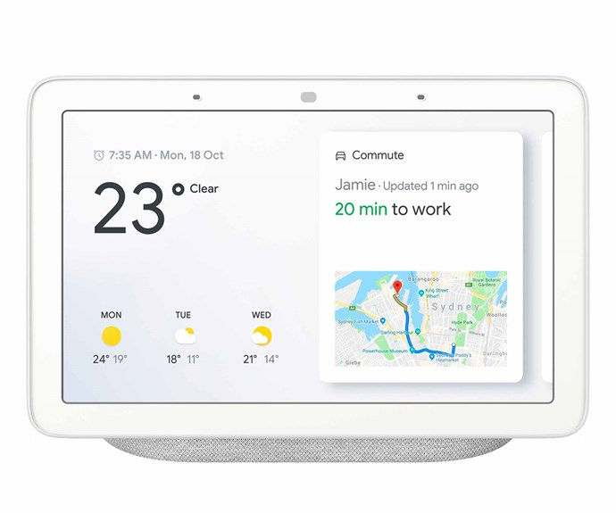 "If your mum doesn't have a smart speaker already, then its time to give her the gift of the Google Home Hub. As a voice-activated assistant and the center of the [smart home](https://www.homestolove.com.au/smart-home-automation-19215|target=""_blank"") of the future, your mum will find the answers to her questions at the tip of her tongue. Google Home Hub, $219, [Google](https://store.google.com/