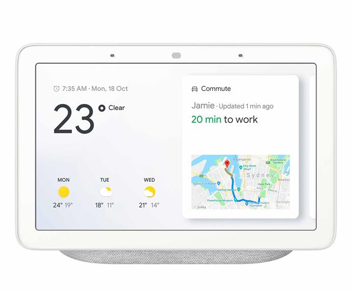 """If your mum doesn't have a smart speaker already, then its time to give her the gift of the Google Home Hub. As a voice-activated assistant and the center of the [smart home](https://www.homestolove.com.au/smart-home-automation-19215