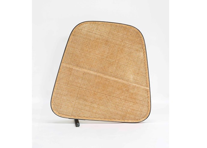 """Tacchini 'Ischia' rattan screen in Natural with grey powdercoated frame, $4622, at [Stylecraft](https://www.stylecraft.com.au/product/ischia-screen