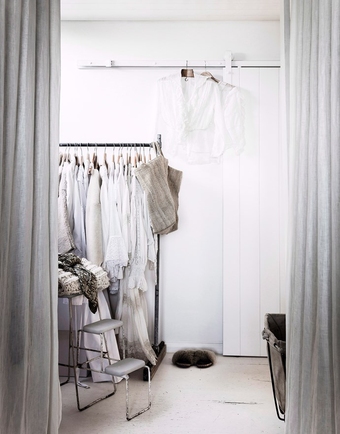 "Find out how to [create the minimalist wardrobe of your dreams >](https://www.homestolove.com.au/minimalist-wardrobe-6493|target=""_blank""