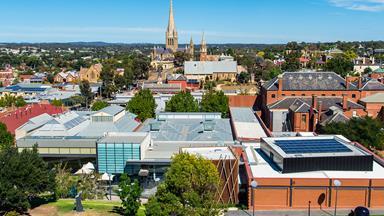 The best regional art galleries in Victoria