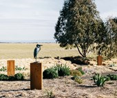 In the studio with garden sculpture artist, Lucy McEachern